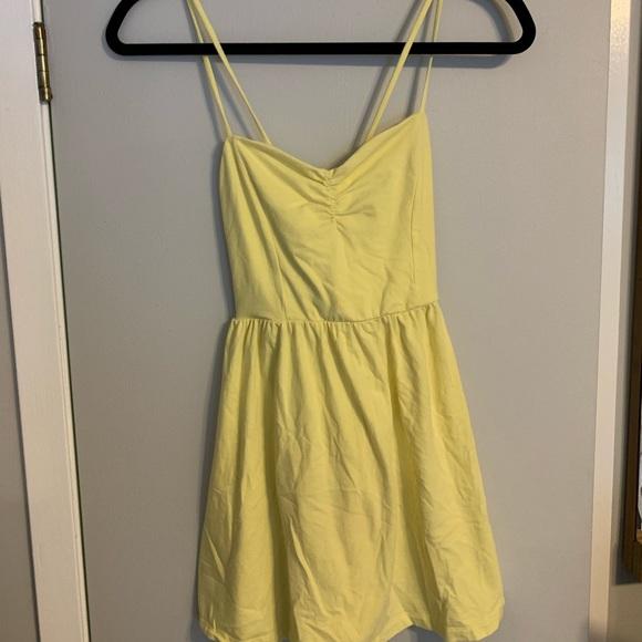 Forever 21 Dresses & Skirts - Forever 21 yellow dress